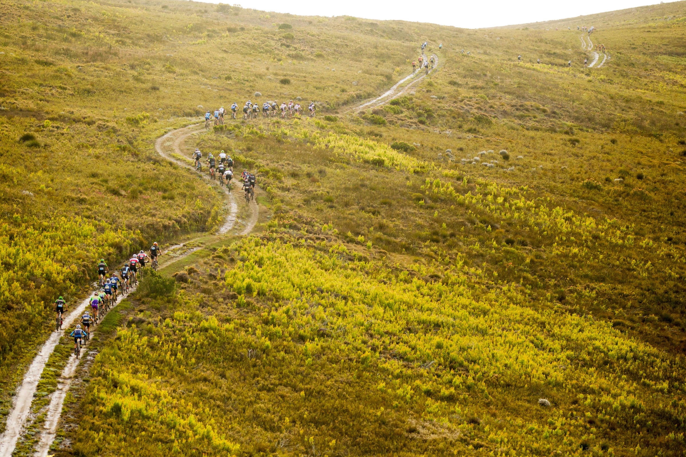 Absa Cape Epic 2015 Stage 3 Elgin to Worcester