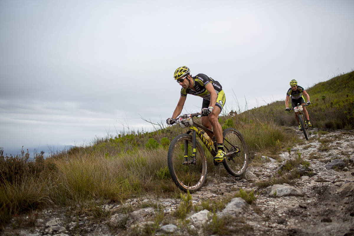 Absa Cape Epic 2015 Stage 1 Elgin