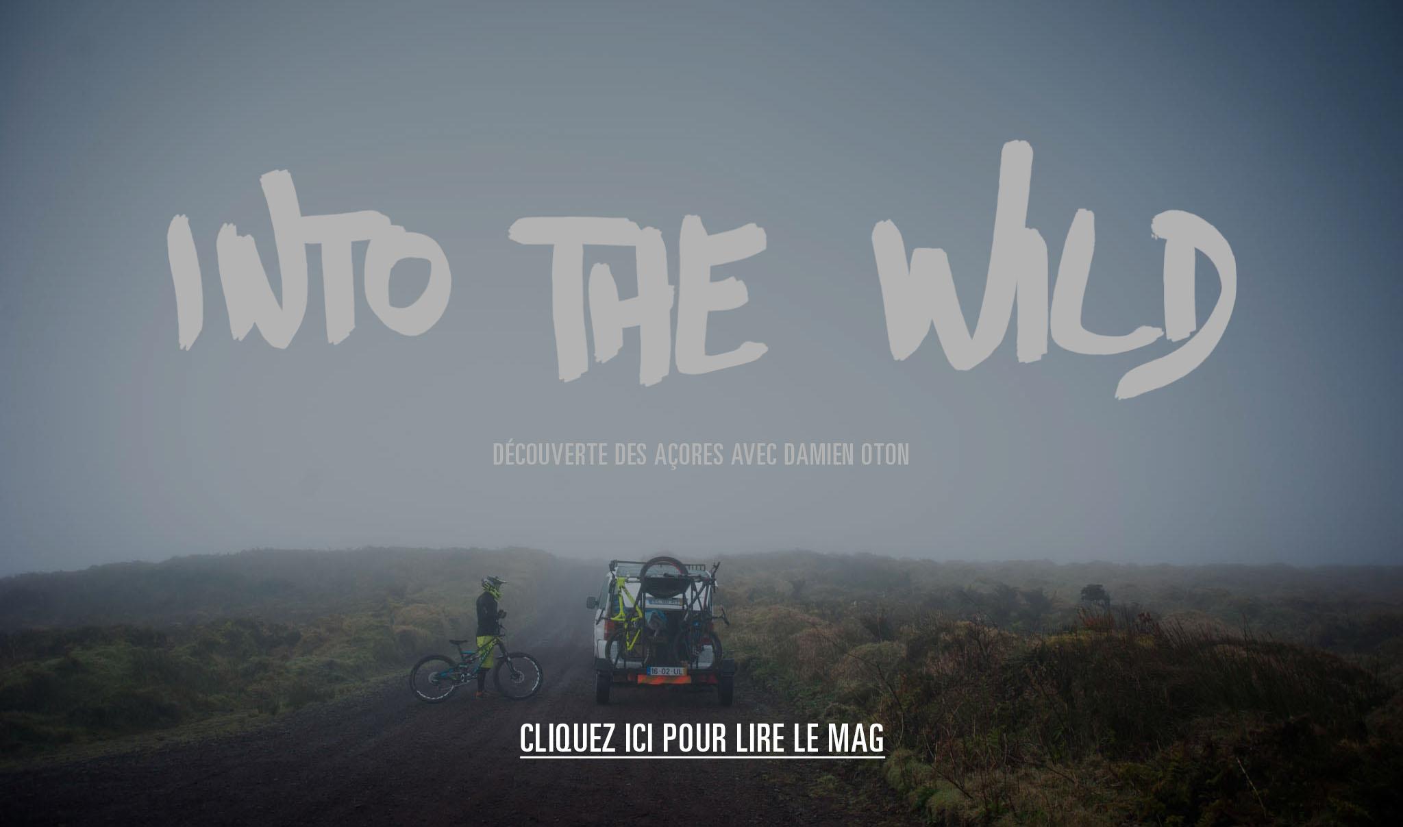 Trip aux Açores avec Damien Oton