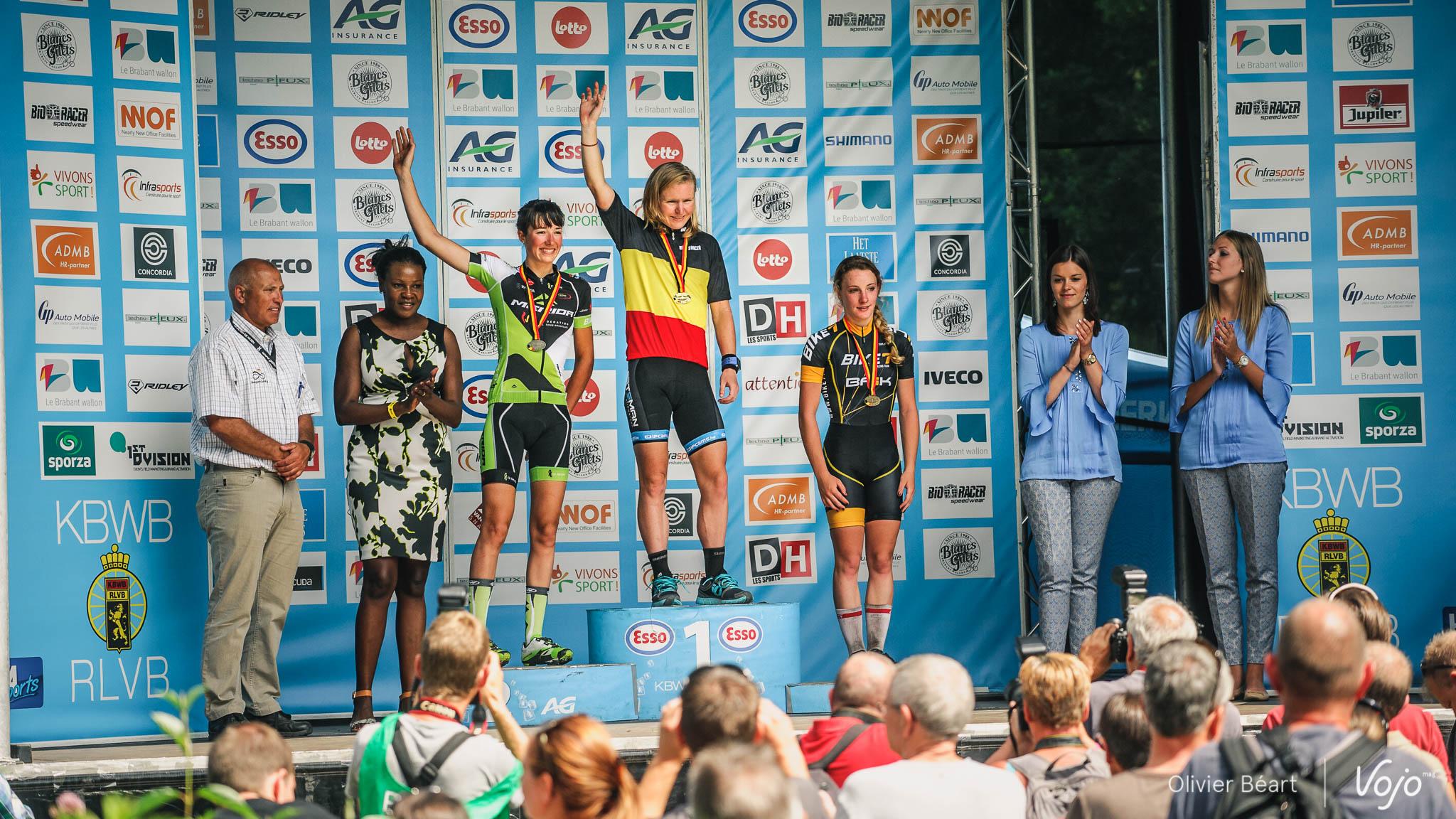Championnat_Belgique_XC_BKXC_Ottignies_2015_Podium_Dames_Michiels_Pirard_Franck_Copyright_CBortels_VojoMag-2