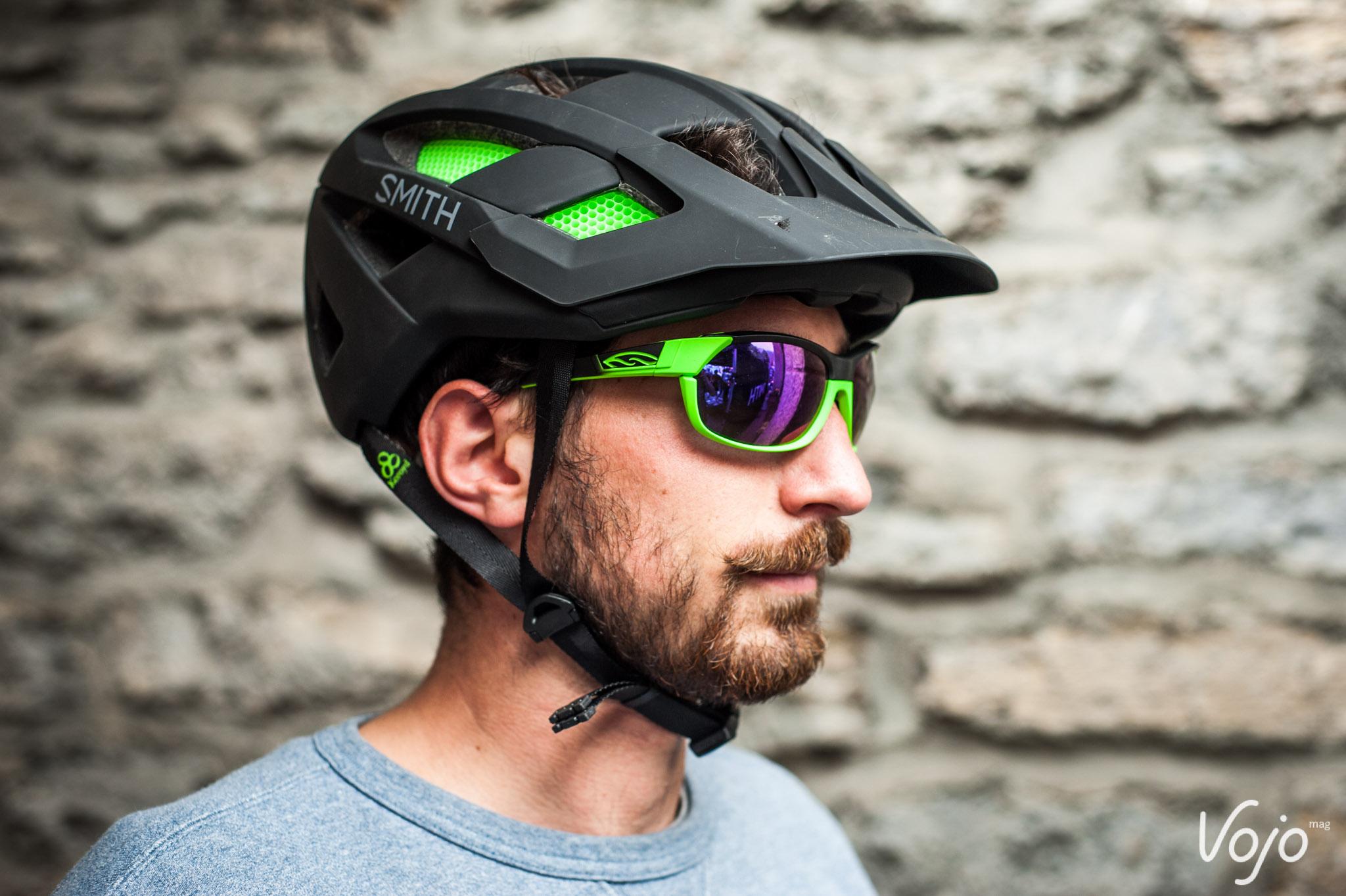 """Le nouveau casque Smith Rover sera commercialisé à 150 euros en version """"classique"""" et à 180 euros équipé de la technologie MIPS. Un grand choix de couleurs est disponible."""