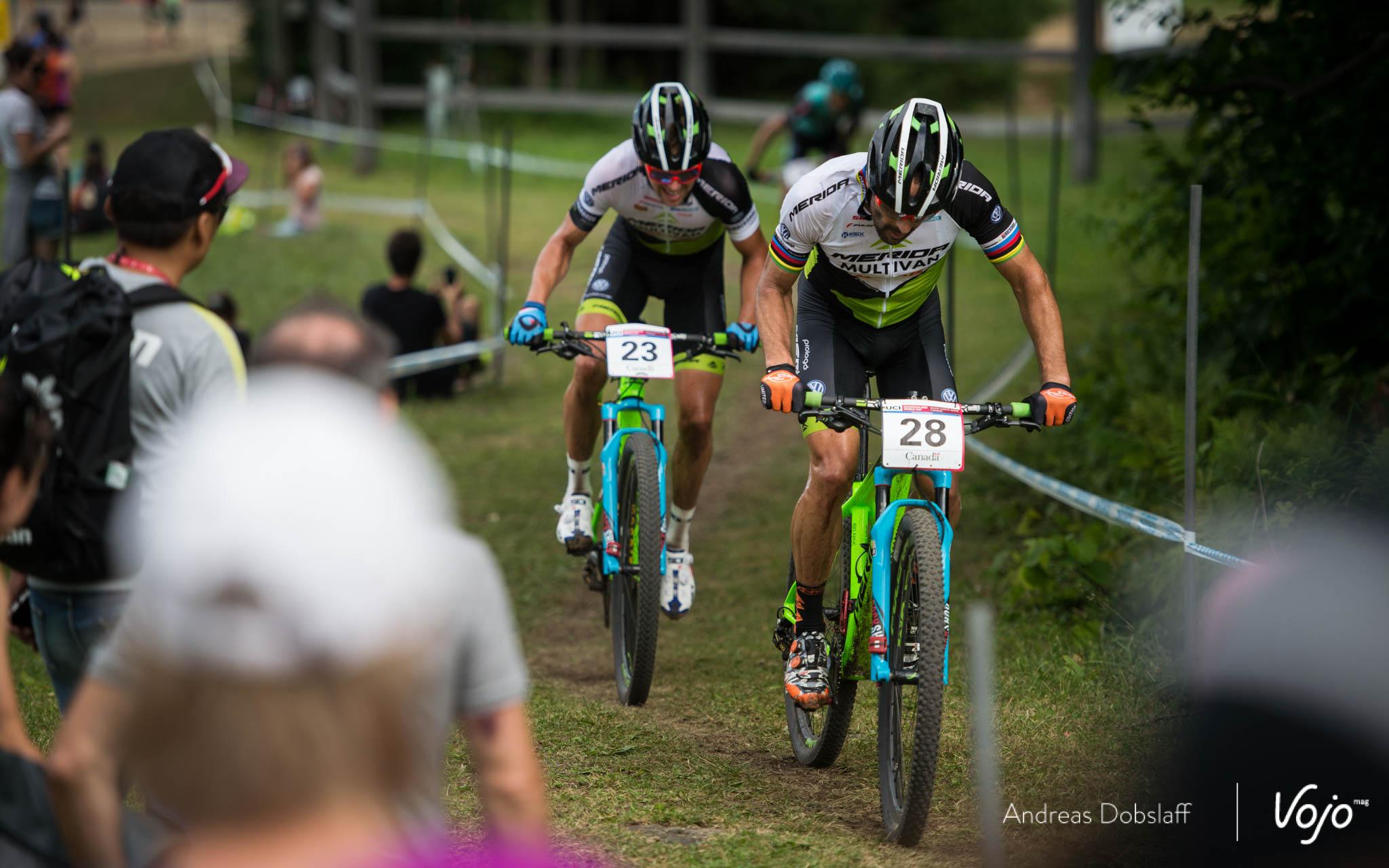 28, Hermida Ramos, José Antonio, Multivan Merida Biking Team, , ESP 23, Cink, Ondrej, Multivan Merida Biking Team, , CZE