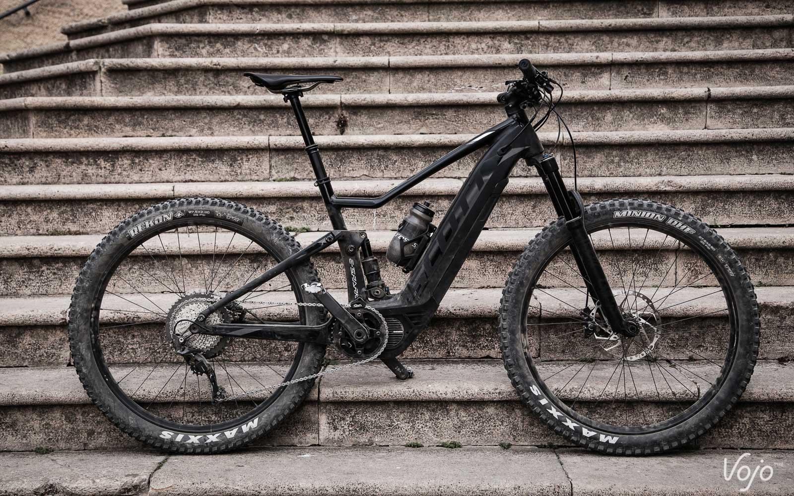 e70907faf50 C'est lors du Bike Festival de Riva del Garda que Scott a présenté  officiellement la version définitive du très attendu Scott e-Spark Plus.