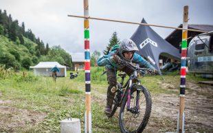 Ride'N'Bikettes: Les Bikettes dans la boue des Saisies