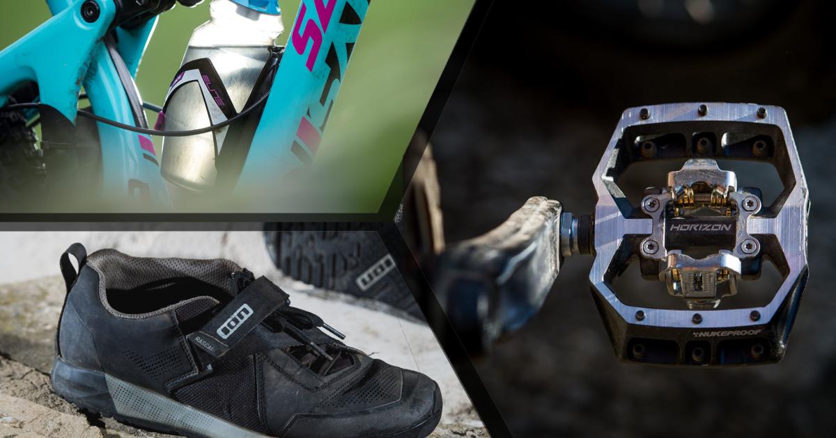 Test Ride #3 : ION / Abloc / Nukeproof - Vojo Magazine