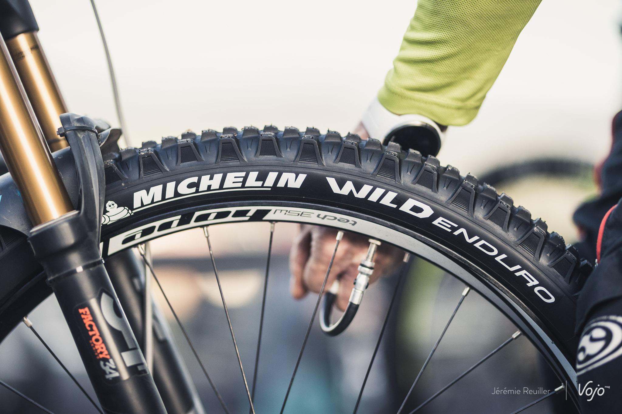 MICHELIN Wild Am Competition Line Pneu VTT Mixte