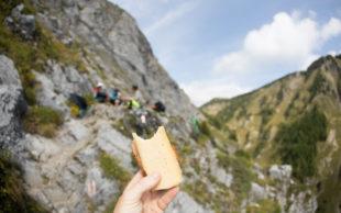 Ride-trip: Une semaine dans le Valais à manger du fromage!