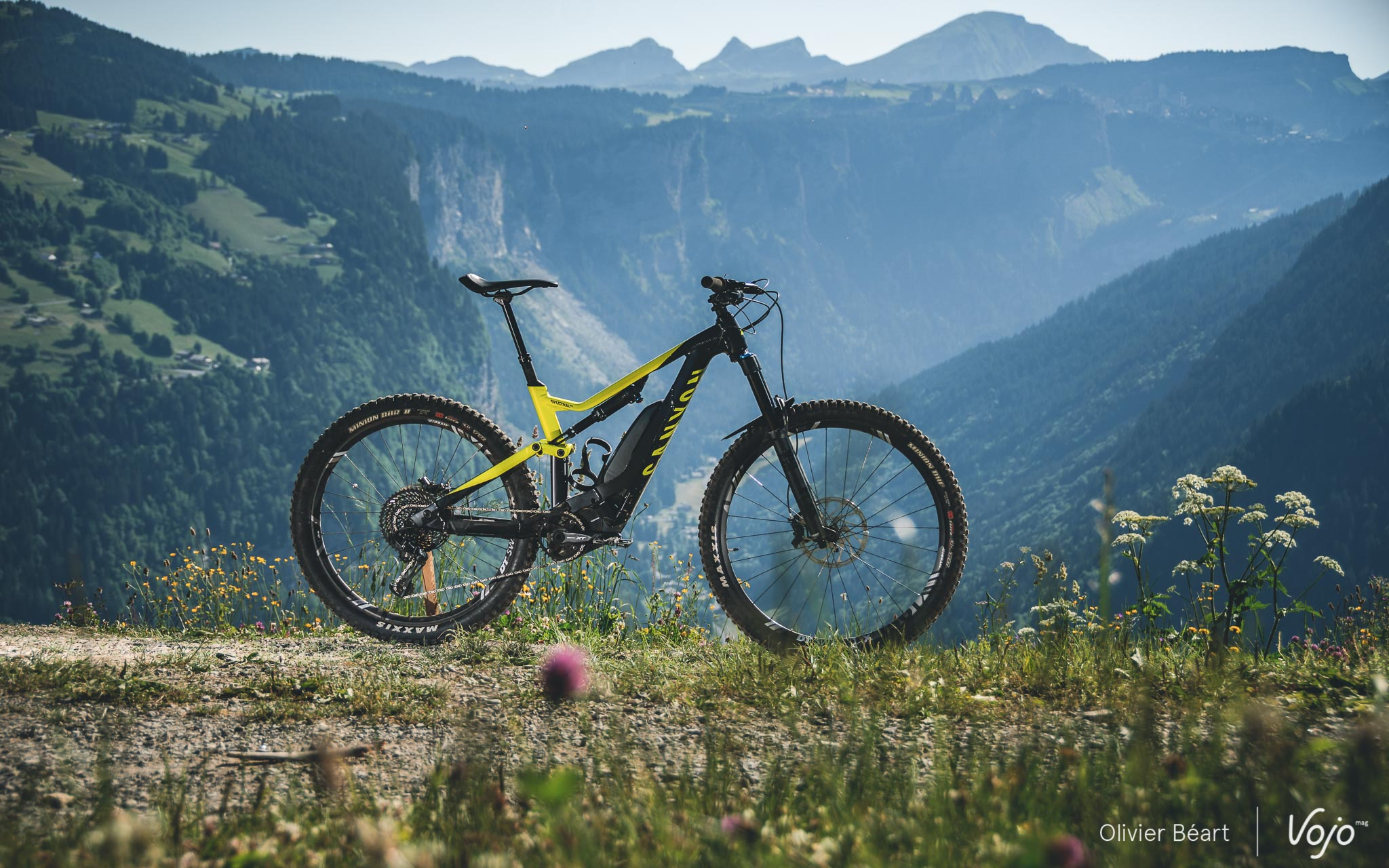 Canyon Spectral On 8 0 L Ebike Debranche Vojo Magazine