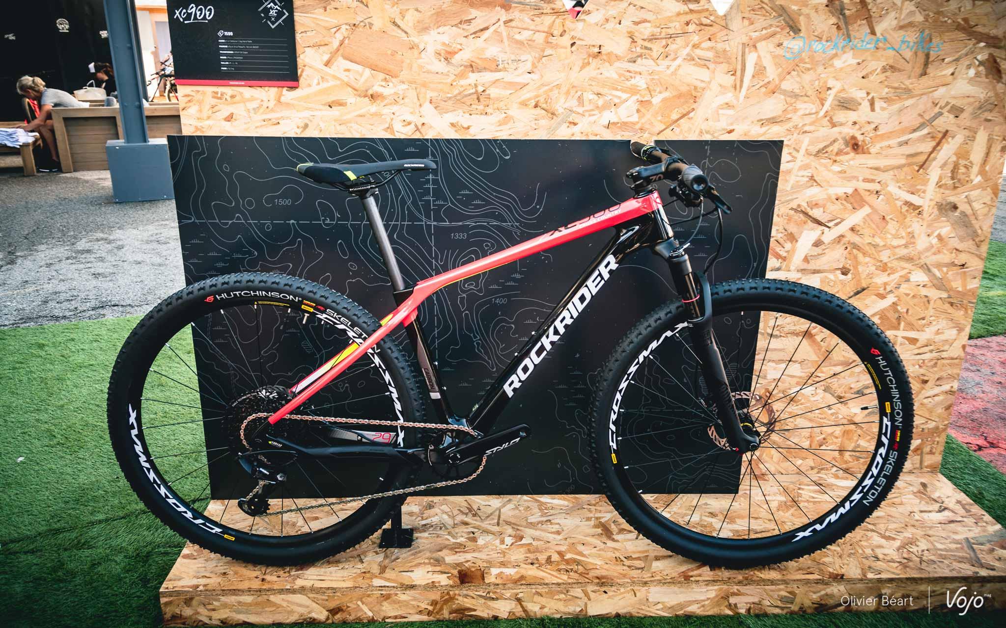 0c0fdcb4c Ce modèle de série s appellera Rockrider XC900 et il sera équipé en GX Eagle