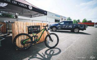 Prise en main   En visite chez Bike & Test pour rouler le Rose Pikes Peak