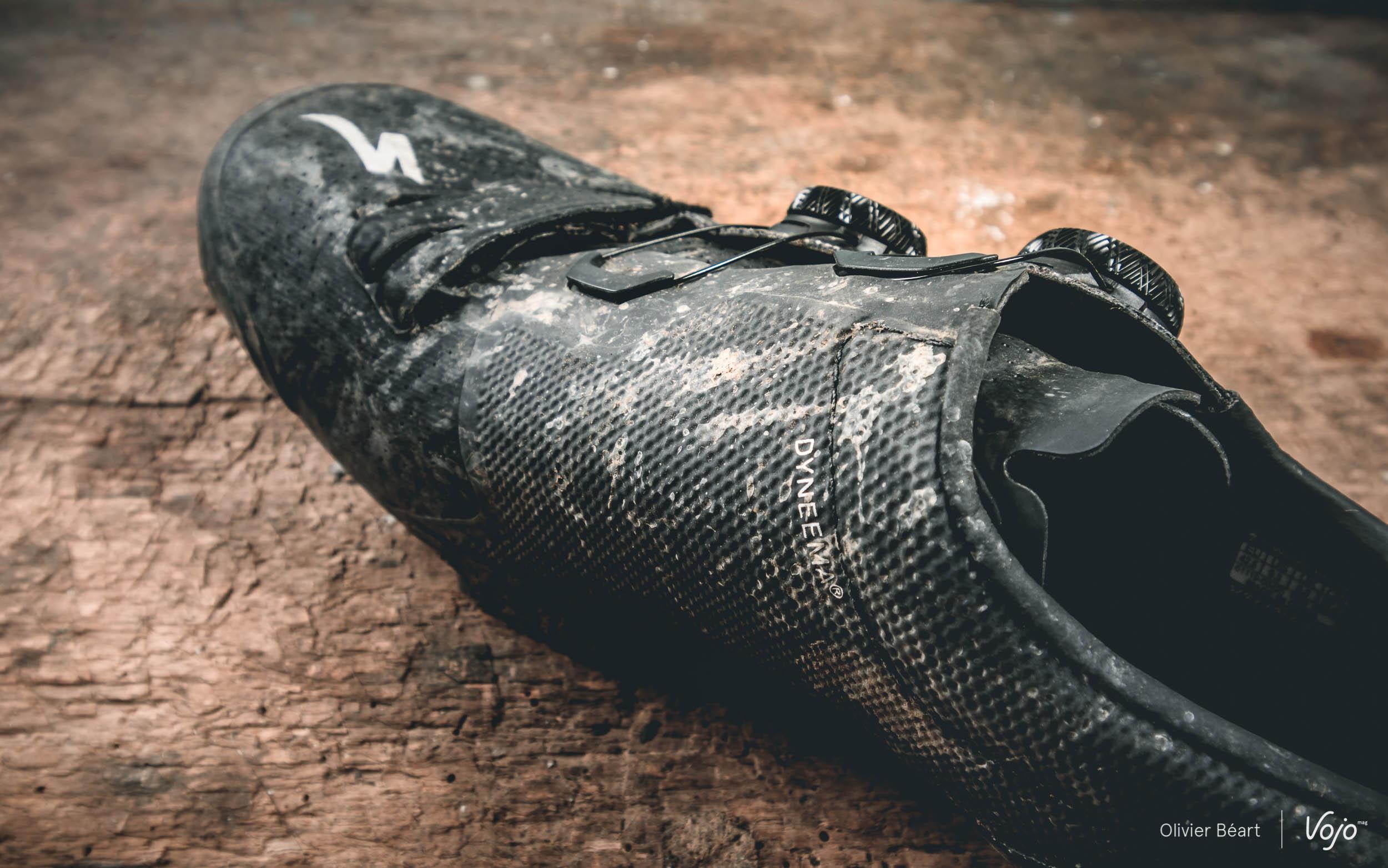 b4f554063f3 Maar de nieuwe Specialized S-Works Recon-schoenen houden de bovenkant van  de voet wel beter vast dan de eerder genoemde exemplaren van Shimano, ...