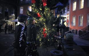 Découverte | Roulage de Noël à Montjoie, cité féerique