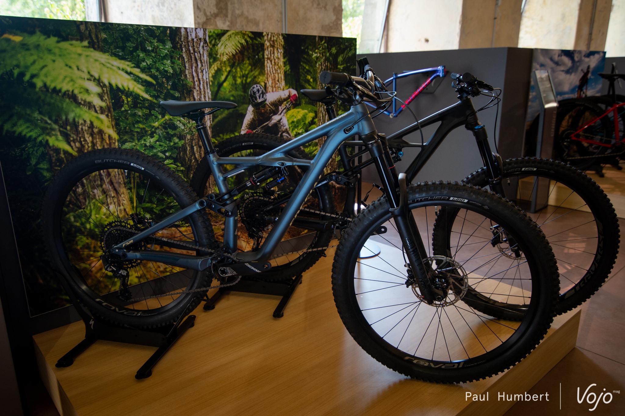 Specialized 2019 | Tour d'horizon, de Valence à Morgan Hill - Vojo