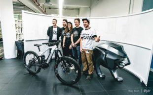 Découverte | Le team Peugeot Cycles 2019 se dévoile à Vélizy