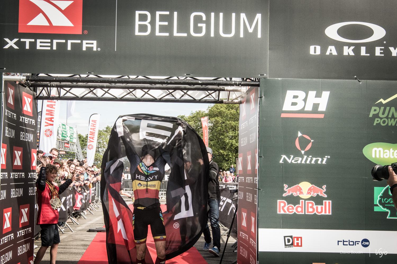 Yeray LUXEM vainqueur du XTERRA Belgium 2019