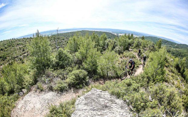 Haute-Provence: une terre pour rouler toute l'année