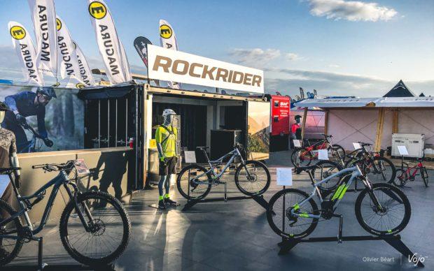 Roc d'Azur 2019 | Rockrider : des séries limitées et de nouveaux équipements
