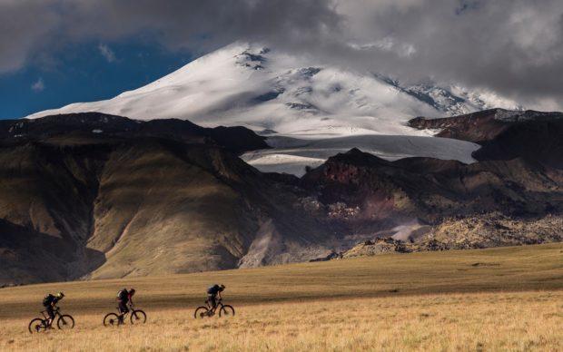 Roulette Russe : autour du mont Elbrouz avec Fred Horny et Dan Milner