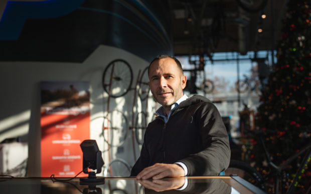 Le Lunch Ride #11 | Olivier Rochon, CEO de Probikeshop