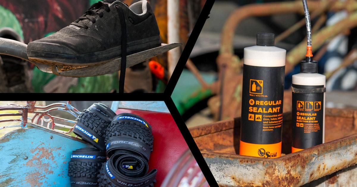Test Ride #28   Specialized 2FO Roost Clip, Orange Seal & Michelin Force/Wild AM2 - Vojo Magazine